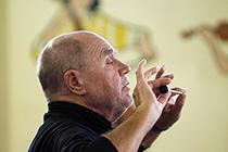 Der Dirigent Alois Springer